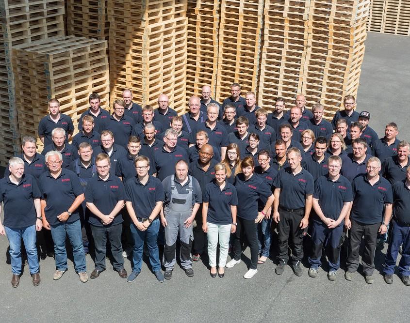 Gebr. Robers hat sich zu einem kompetenten Partner in Sachen Holzpackmittel, Paletten, Kisten und Exportverpackungen entwickelt.