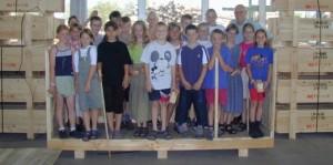 Klasse 4b der St. Vitus Grundschule